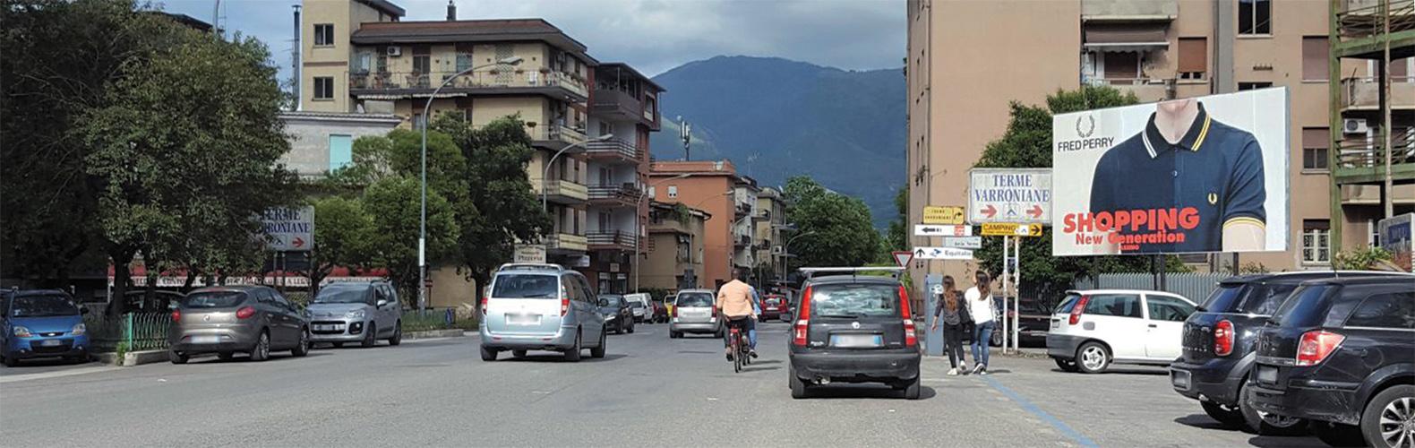 6×3 Terme Varroniane Cassino