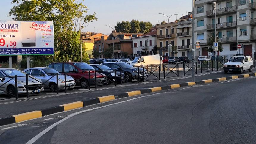 pubblicità 6x3 stazione Frosinone